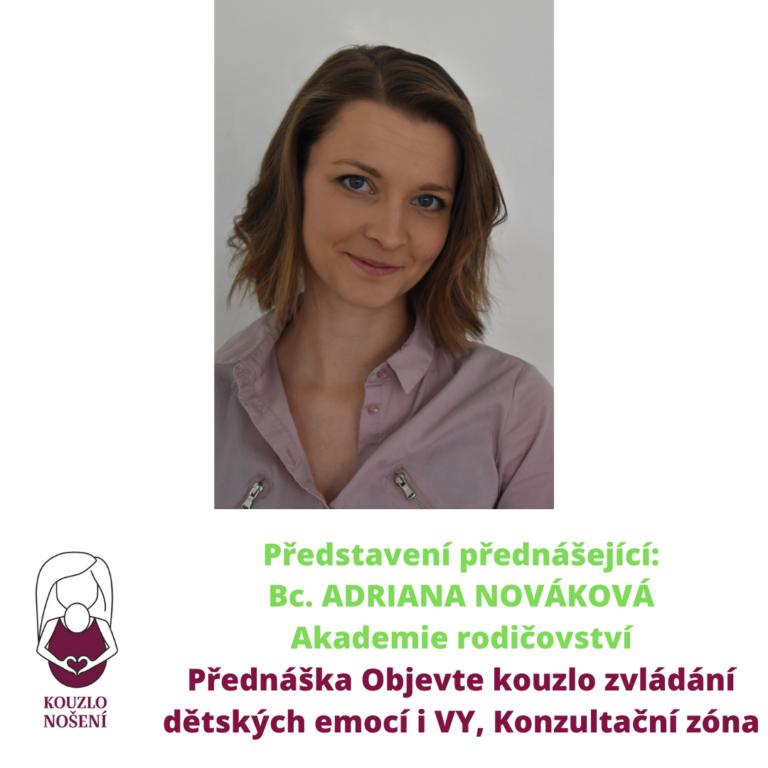 Adriana Novakova